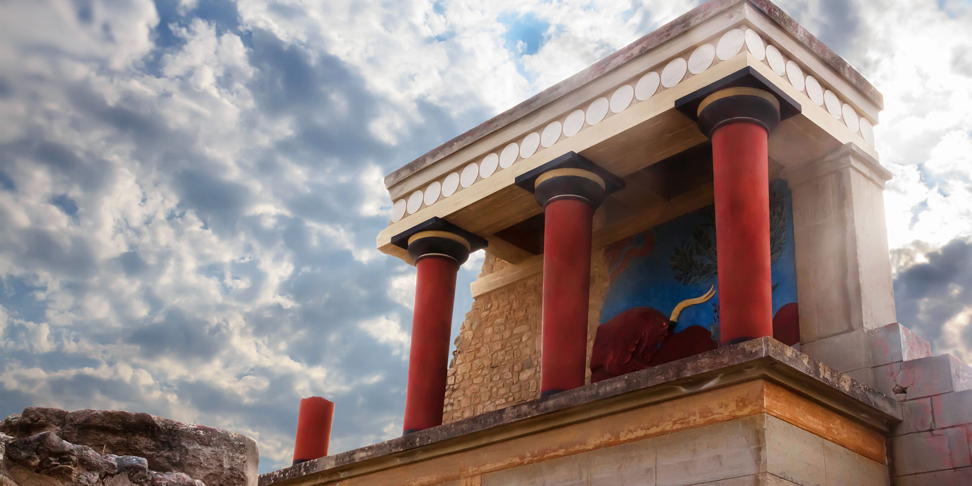 Theseus and the Minotaur| Knossos the main city of the